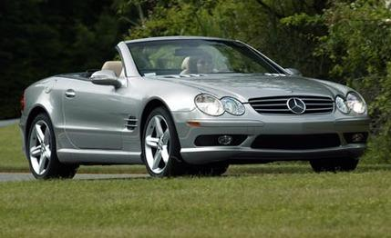 Mercedes-Benz SL 500 - 3