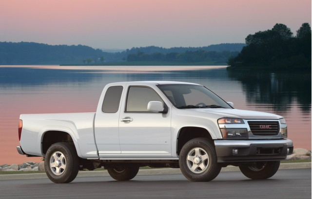 GMC Canyon - 2