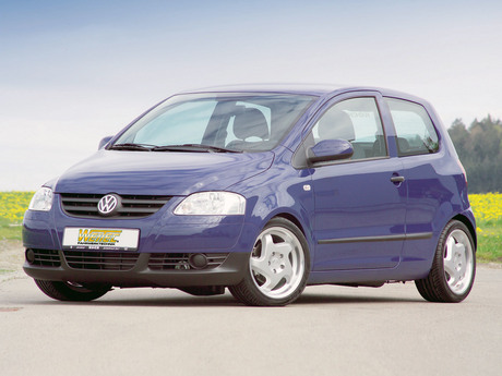 Volkswagen Fox - 2