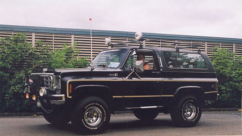 GMC Jimmy - 5