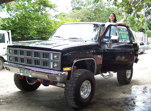 GMC Jimmy - 1