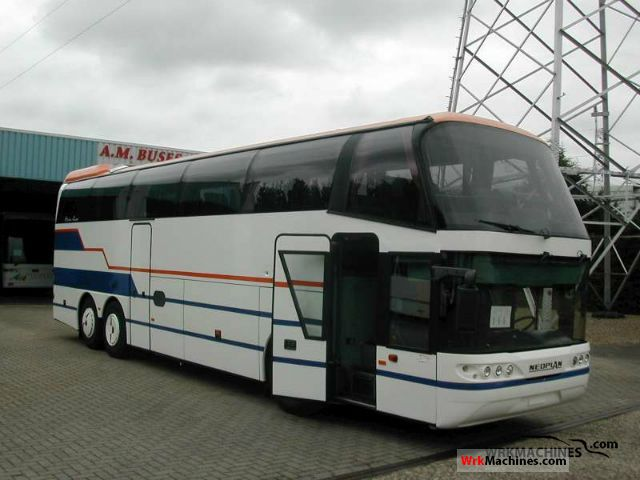 Neoplan Spaceliner - 4