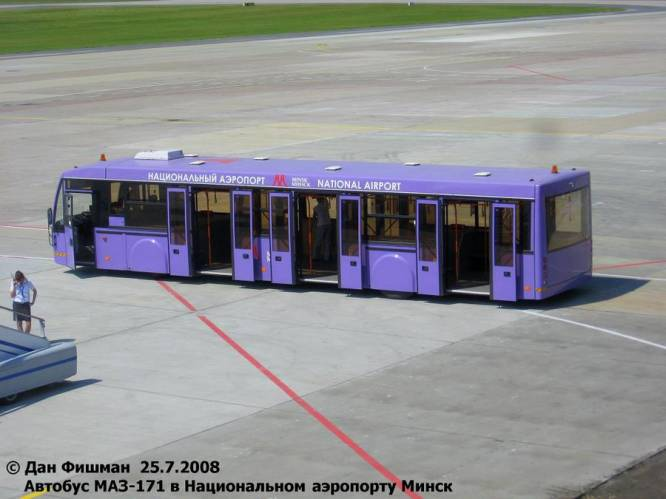 МАЗ 171 - 4